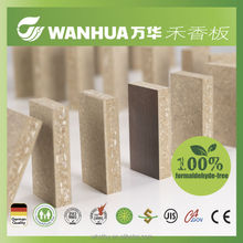 100% formaldehyde free particle board bed