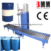 Explosionproof oil 200kg weighing filling machine