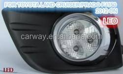 LED fog light for TOYOTA LAND CRUISER PRADO FJ 150 2010 on lamp accessories