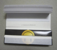 Rolling paper with filter tips king size paper filter tips