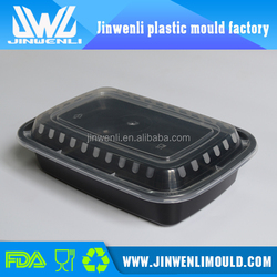 24oz FDA microwave packaging food container