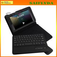 Wireless Bluetooth Keyboard for Google Nexus 7 Bluetooth Keyboard with Leather Case Detachable Keyboard