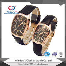 2014 OEM lover watch with stainless steel caseback