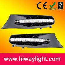 Caliente e- marca super brillante led drl, led luz de marcha diurna para lexus 240