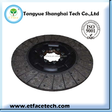 guangzhou volvo tractor parts auto clutch plate 1878000635