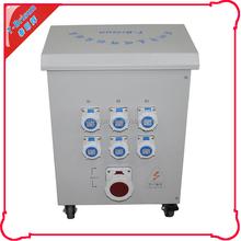 high quality iron power electrical distribution box