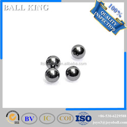 Pit 0.5mm magnetic steel ball bright chrome plated