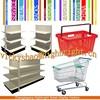 boutique store equipment/gondola system/shop equipment system