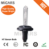 oem high quality electronic auto h7 single beam hid xenon headlight bulb