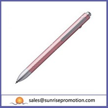 Simple Design Pink Metal Ballpoint Pen