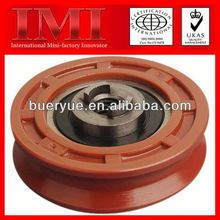 2013 Hot Sale Low Noise and Long Working Life high friction plastic ball bearings PP05