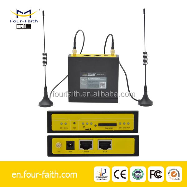 Bonne qualité F3827 industrielle TCP/IP integrated services router
