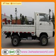 China camioneta proveedor con motor diesel a la venta