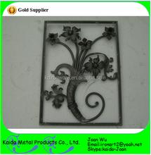 Decorative Wrought Iron Wall Art