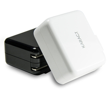 17W 3.4A 2 port USB Anker travel charger for iPhone, Android mobile