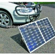 CE TUV prove 6000w solar powered wireless ip camera