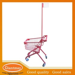 Hot sell kids toy shopping trolley
