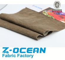 twill for pants corduroy cotton fabric supplier