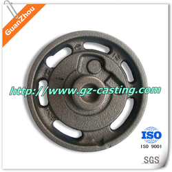 Alibaba wholesale China supplier OEM&customized ISO 9001:2008 certificated sand casting spheroidal graphite cast iron
