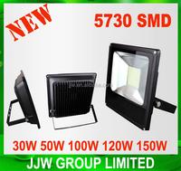 New design samsung 5730 led flood light with high quality 50 watt 12 volt led flood light 50w AC85-265V cold white