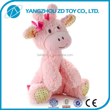 high quality fashion new style plush animals stuffed in sheep toys