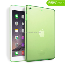 new arrival for ipad mini tpu case transparent case for ipad mini