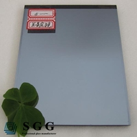 Good quality grey tinted mirror