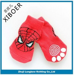 Xiboer pet socks/shoe for rabbits dogs cats in pet accessories christmas accessories
