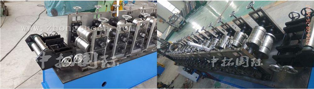 metal door making machine, shutter door roll forming machine, rolling machine