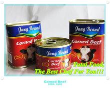 Halal Carne al por mayor de una deliciosa comida en conserva Productos Alimenticios Corned Beef