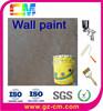 Interior exterior wall texture elastomer spring coating spray painting