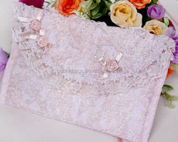 New arrival fashion chain shoulder bag lace hand bags