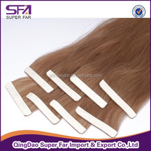 Top quality synthetic tape hair extension factory price