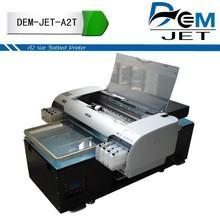 inkjet a2 printing machine direct jet flatbed wedding card printing machine smart card printing