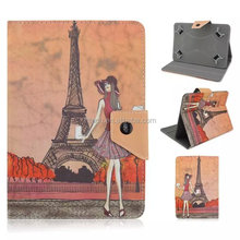 Customized Printing cell phone case for ipad mini 7 inch Sublimation Leather Flip Cover