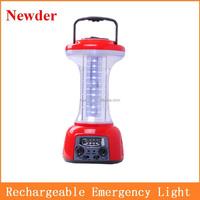 Rechargeable led emergency lantern MODEL 869L