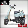 EEC certificate adult 50cc cheap motor gas scooter for sale