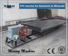 Xinhai Mine Gravity Separator Machine Concentrating Table , Mineral Separator Equipment