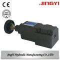 de solenoide de control de presión hidráulica válvula hidráulica fabricante de la válvula