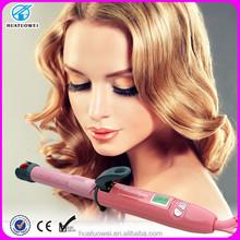 2014 Hot Sales New Style wave hair curler Hair straightener free sample