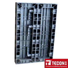 Reusable Plastic Formwork System