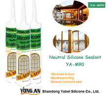 Weatherproof Sealant for Window & Door, neutral silicone sealant