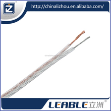 High Quality Speaker Cable with Competitive Price shield speaker cable