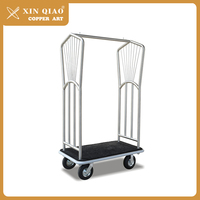 High quality fashion styles CE used baggage carts