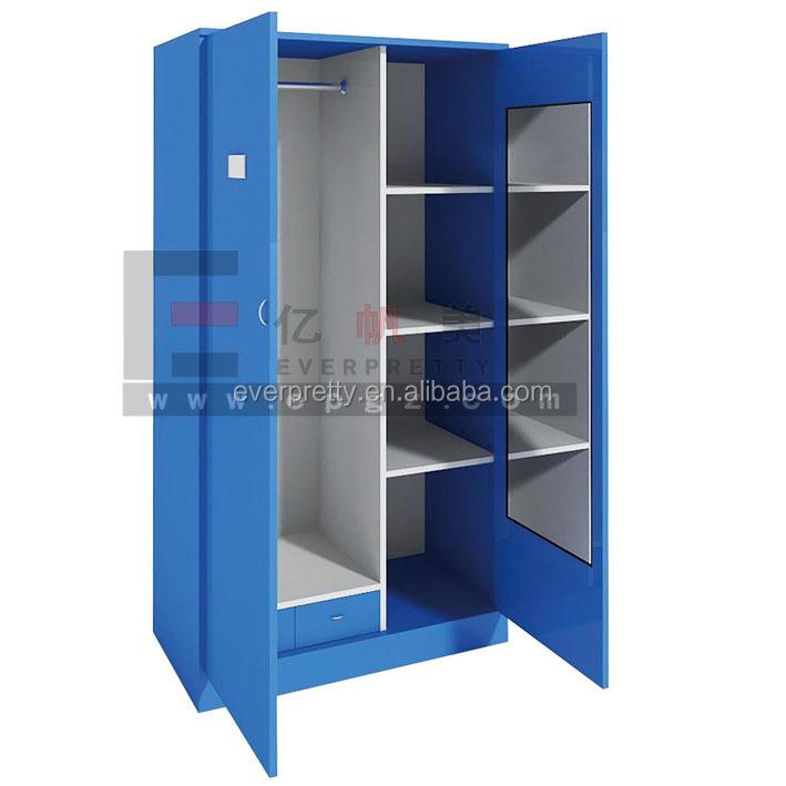 Professional Factory Wooden Almirah Designs Bed Room