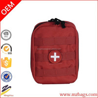 High quilty military first aid kit backpack