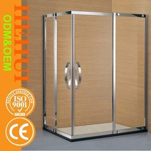 6870 Star Hotel Luxury Bathroom Design Stainless Steel Frame Shower Enclosure and Shower Room