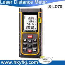 Digital área instrumento de medición de la caza del metro de distancia equipo de golf