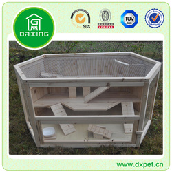 luxury hamster cage,wooden hamster cage