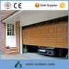 anti-pinch durable garage door with smart look/garage door for home with CE